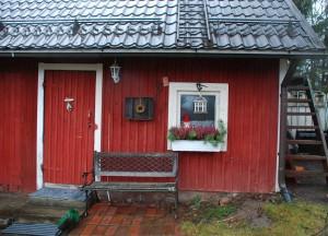 sauna pieni