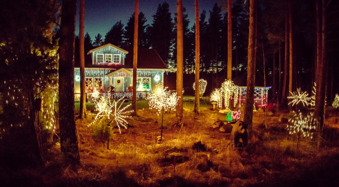 Tuhannet valot palavat taas Viralassa
