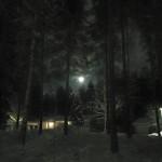Hiljainen kylätie/ Nina Linnakylä