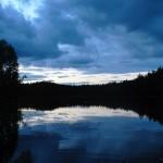Ilta Mallinkaisilla/ Pälvi Vuorensyrjä