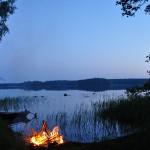 Juhannus Isojärvellä/ Päivi Remula