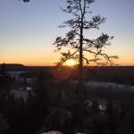 Kalliolla, kukkulalla/ Nina Linnakylä