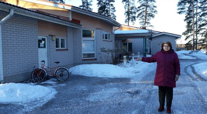 Yhteiskunnallinen yritys Elsa ja Pauli Kodit Oy palvelee lämmöllä