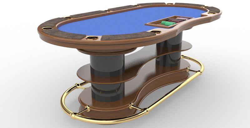 pelipöytä.