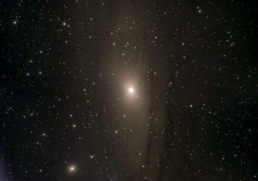 galaksi avaruudessa